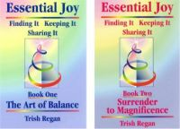 Book Set - Essential Joy: Finding It, Keeping It, Sharing It - Book series by Trish Regan (2 Books) -